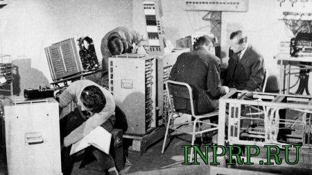 О развитии вычислительной техники в СССР